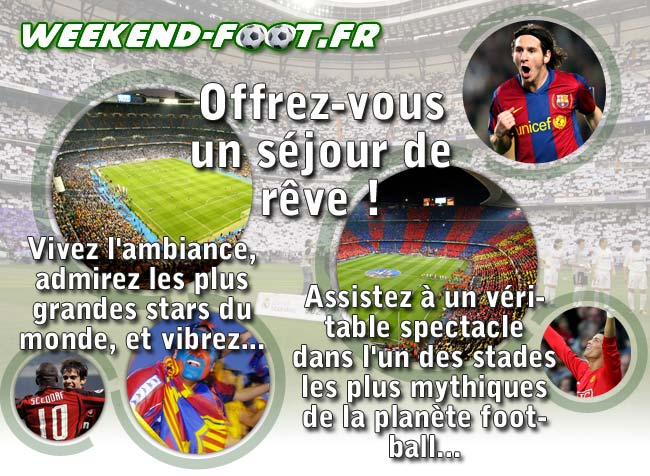 weekend-foot.fr